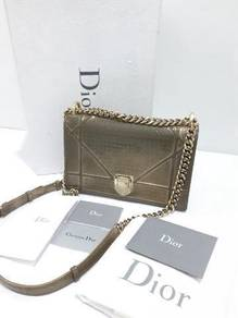 Authentic Dior Diorama Handbag