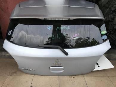 No 12-11-9 Bonnet Mitsubishi Mirage Eco 2012 Jpn