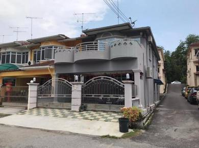 2 Storey Terrace House End Lot Taman Orchard Heights Batu Pahat Johor