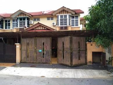 CORNER LOT 2 Storey Terrace House Seksyen 3 Tambahan Bangi