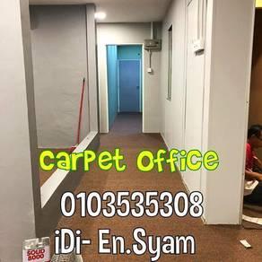 Karpet pejabat bumiputra .Carpet Utara /BW7