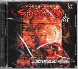 Samurai Pendekar Belantara CD