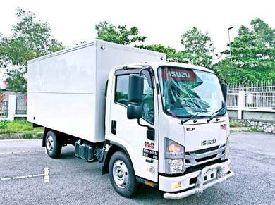 Isuzu Aluminium Box Mitsubishi Fuso Hino