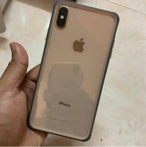 Iphone xs max 256gb gold my set