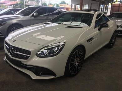 Recon Mercedes Benz SLC 43 for sale