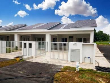 Buy house FREE MYVI (or cashback RM50k) New corner unit / shah alam