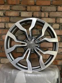 Original Audi R8 V10 19inch Germany Made Forge Rim