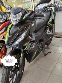 Honda rs150 (motor standrad)