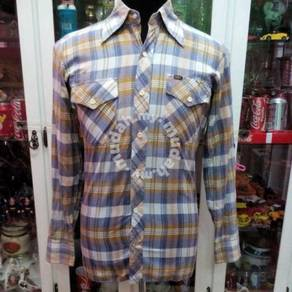 Vintage Lee Westener Plaid shirt