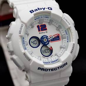 Watch- Casio BABY G BA120TR-7 -ORIGINAL