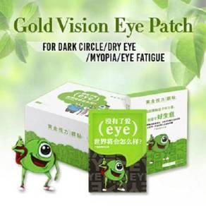 Golden Vision Eye Patch Mask ( 2pcs/pkt )