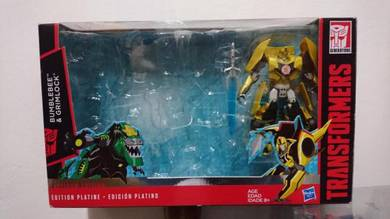 Transformers RID Platinum edition Bumblebee