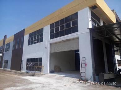 Shah Alam Alam Impian Semi-D Factory
