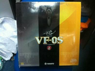 Yamato 1/60 Macross vf-0s
