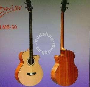 Deviser Bass Acoustic Guitar - LMB-50