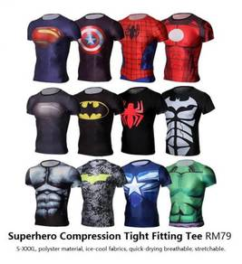 Marvel Hero Shirt