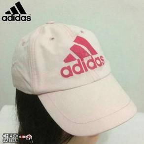 Adidas kid girl hat cap topi budak
