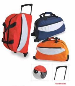 Traveling Trolley Bag with Solid Handle