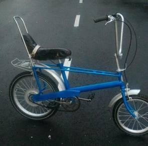 Basikal Cooper Sprinter Vintage Oldskool Bicycle
