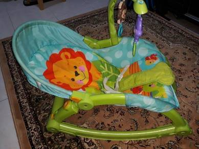 Fisher Price Rocker for newborn and toddler
