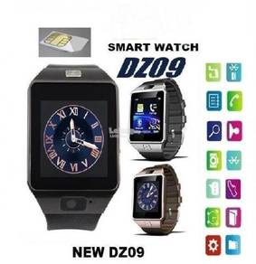 DZ09 Sim Card Android IOS SmartWatch BT Camera