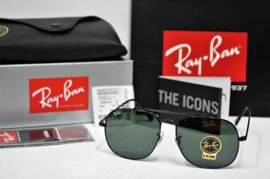 Rayban General All Black RB3561