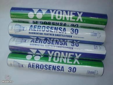 Yonex Aerosensa 30 Badminton Shuttlecock (Japan)