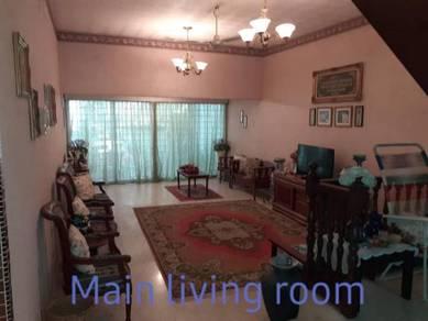 FOR SALE - 2 storey house at Jalan A, Taman Melawati, Kuala Lumpur