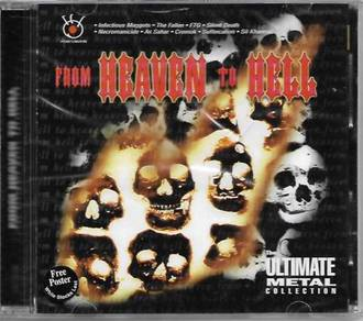 From Heaven To Hell Ultimate Metal Collection CD