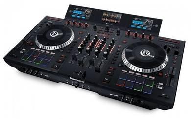 NUMARK NS7-III - 4-Channel Motorized DJ Controller