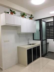 KL traders Square 3+1 room SEMI FURNISHED KLCC view unit