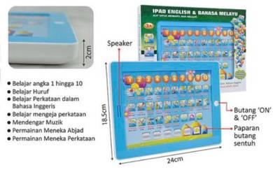 Ipad English & Bahasa Melayu