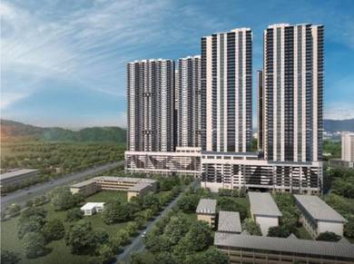 [F/FURNISHED]RC Residence BANDAR MALAYSIA HSR+MRT+LRT RAZAK CITY