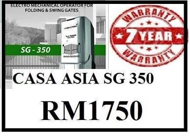 CASA ASIA SG35o Aut0 gate