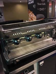 Lecimbali m39 coffee machine