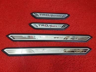 Toyota vios trd sportivo door step side step