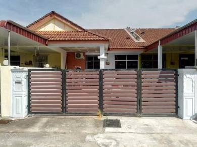 Single Storey Terrace Fully Reno for sale, Bandar Putra Bertam Penang