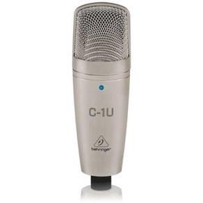 Behringer c1u / c-1u Studio Condenser Microphone