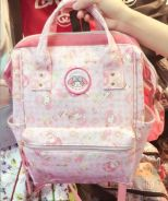 Hello Kitty Sanrio pink backpack bag HB199