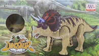 Triceratops Dinosaur with Realistic Sound & Light