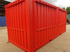 Portable Container Full Access Store