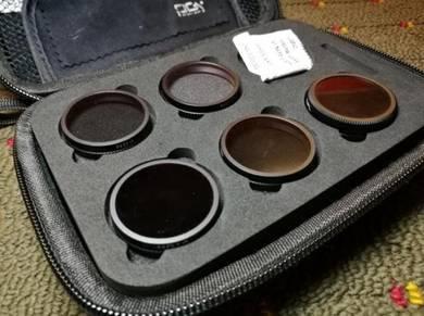Original drone camera filter set