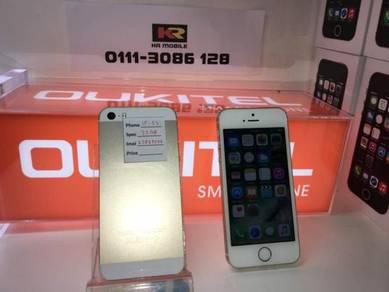 Fullset iphone (5s) 16gb LL set