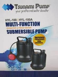 Tsunami 100W Multi-Function Submersible Pump HYL-1