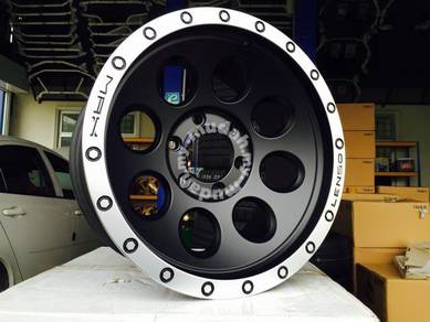 Lenso max 1 17 inc ford ranger TRITON DMAX HILUX