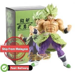 Dragon Ball Super Broly Movie Ver. Green Hair