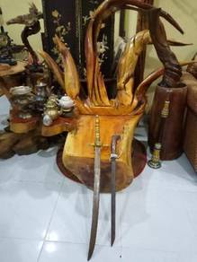 2 Bilah pedang panjang lama