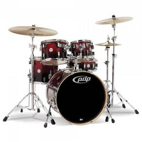 PDP By DW Concept Maple CM5 (PDCM2215) - 5 Piece