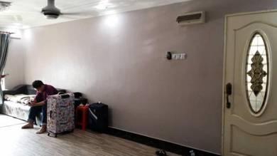 Saujana apartment / Bayu / BELOW MARKET PRICE / CASH BACK