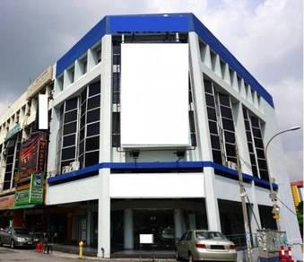 Old Klang Road 5 Storey Shop Office Corner